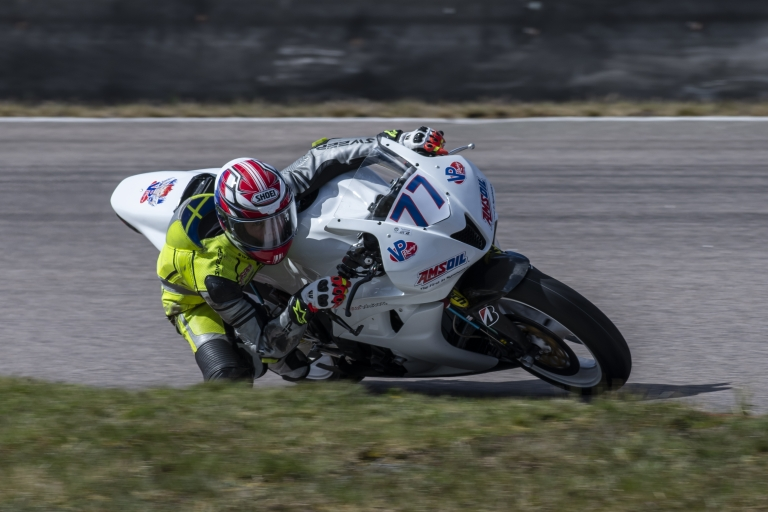 LIAM DAFORS ROADRACING SUPERSTOCK 600